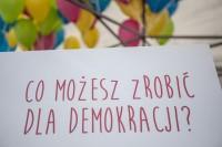Co możesz zrobić dla demokracji? / What can you do for democracy?